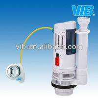 Toilet flush valve repair kit wire control dual flush valve from xiamen in china