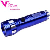 14 LED Emergency Aluminum flashlight 3*AAA battery 14 LED flashlight