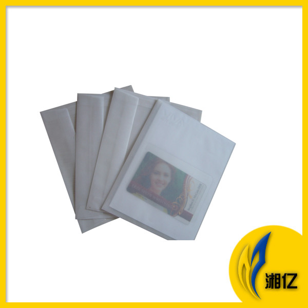 Clear Translucent Vellum Envelopes for greeting cards