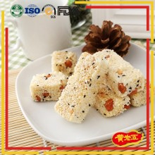 Huanglaowu 90g original flavor traditional peanut rice cracker