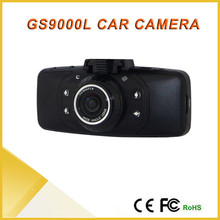 100% Original GS9000L Car Video Recorder Hd 720P 2.7 inch 140 Degree Wide Angle Lens IR Night Vision Car Black Box DVR Korea