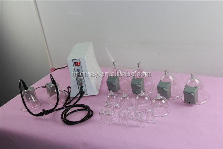 Breast enlargement vacuum pump machine beautiful breast nipple enlargers