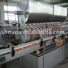 Mango jam /paste filling machine