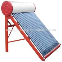 copper coil compact pressurized solar quick hot geyser