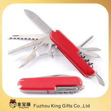 High quality Army Knives Pocket knife set Multi tool knives