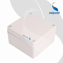 Saip Saipwell DS-AG-1212-S 125*125*75 Professional Munafucture Electronic Waterproof IP65 Junction Box ABS Enclosure