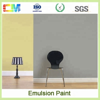 Top quality waterbased acrylic emulsion paint for indoor wall