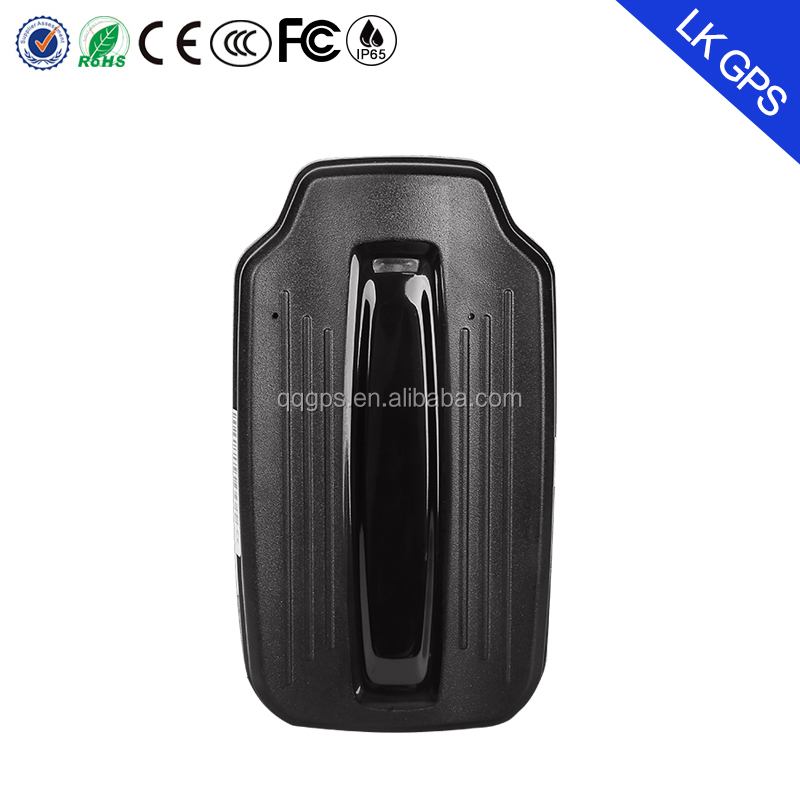 Strong magnetic impermeable gsm gps car gps tracker with long battery life