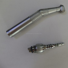 Dental equipment single water spray 6 holes led dental high speed handpiece