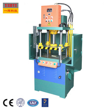 Die Cast Trimming Four Column Hydraulic Press Stainless Steel Metal Bending Machine Hole Punching Machinery