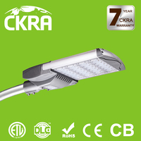 with horizontally vertically adjusted adjustable mounting arm 24VDC 12VDC 65w 100w 135w 165w LED garden street light streetlight