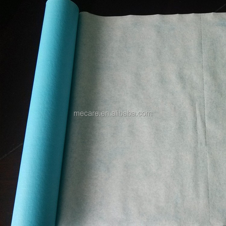 Cheap Disposable Biodegradable Spa Bed Sheet Roll