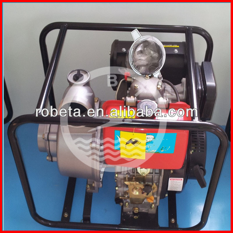 small portable diesel water pumps for sale