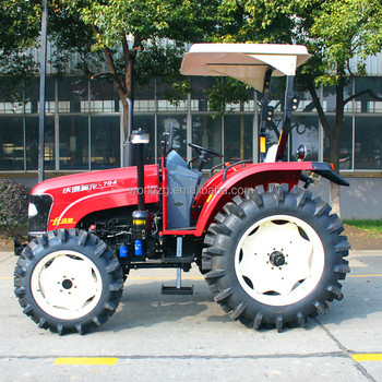 70hp wheel tractor 2wd or 4wd