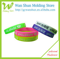 <2013 new products>silicon wristband for wedding souvenirs