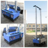 building construction tools automatic sand plaster machine for sale