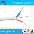 online shopping site alibaba white pvc copper flat earth cable prices