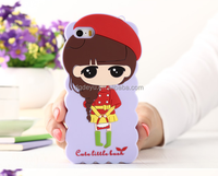 fashion universal silicone phone case, mobile phone case accessories factory in china