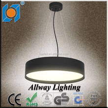 restaurant 24W 36W fixture iron modern SMD led ceiling light