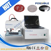 Popularity possible brand digital marking machine with pneumatic type