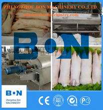 practical pork trotter unhairing machine beef trotter hair removal machine in stock