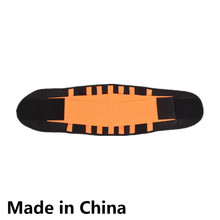 weight loss ab belt magnetic waist support lumber traction belt