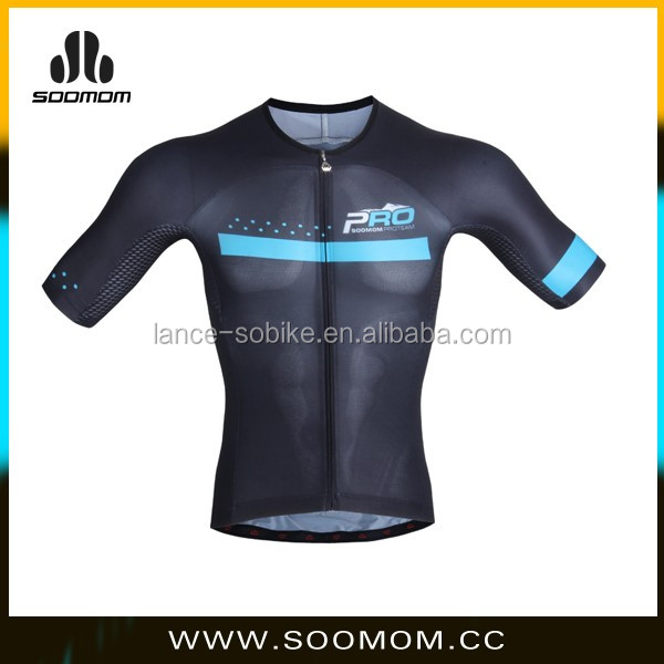 2016 High quality quick dry cutsom designjersey cycling manufacture