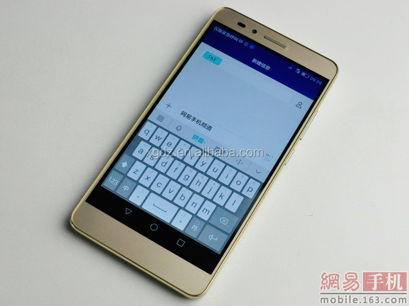 "MTK HuaWei Honor 5X Play 4G LTE Mobile Phone MSM8939 Android 5.1 5.5"" FHD 1920X1080 3GB RAM 16GB ROM 13.0MP Fingerprint"