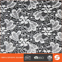 2014 tetoron nylon blended lace fabric dubai wholesale market