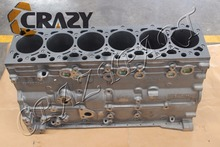 diesel engine ISDE cylinder block 4946586/4991099,engine spare parts