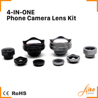 Optic Pro Lens 3X HD Telephoto Cell Phone Camera Lens kit 3X No Distortion No Dark Circle for iPhone 6s 6s Plus