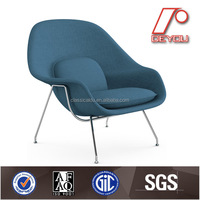Chaise Lounge,Womb chair,lounge chaise H-414