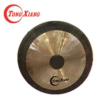 Customized 100%handmade antique chau Gongs on wooden stand from china
