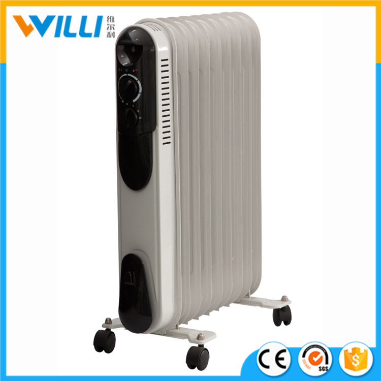 China small oil filled bathroom radiators