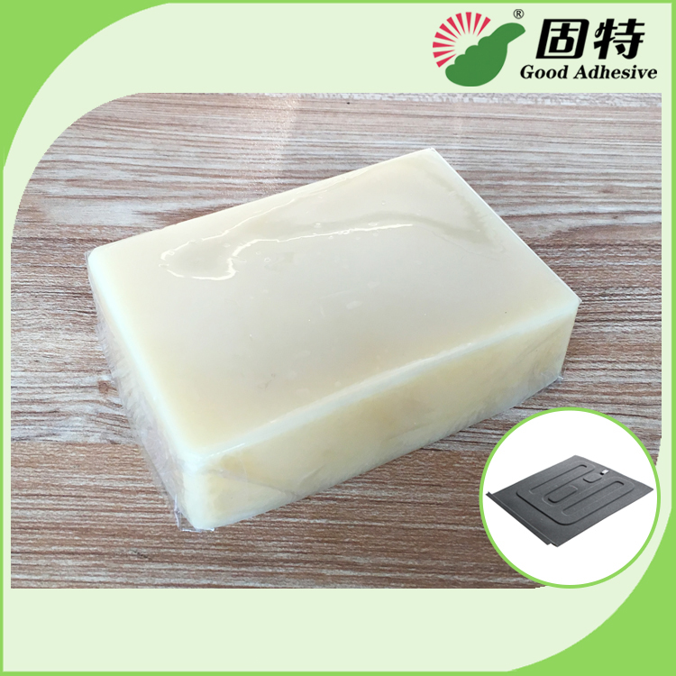 Poloylefin Resin Yellow Block Solid Melt Glue Suitable for Car