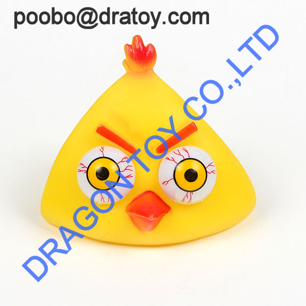 Plastic wind up bird toy for new design