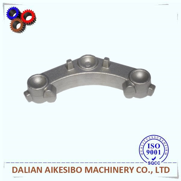 ISO9001 metal die casting spare parts