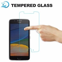 Factory Price 9H HD Tempered Glass Screen For Moto G5,Glass Phone Cover For Moto G5