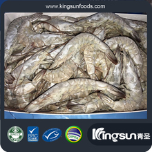 Frozen india hoso white penaeus vannamei prawn shrimp