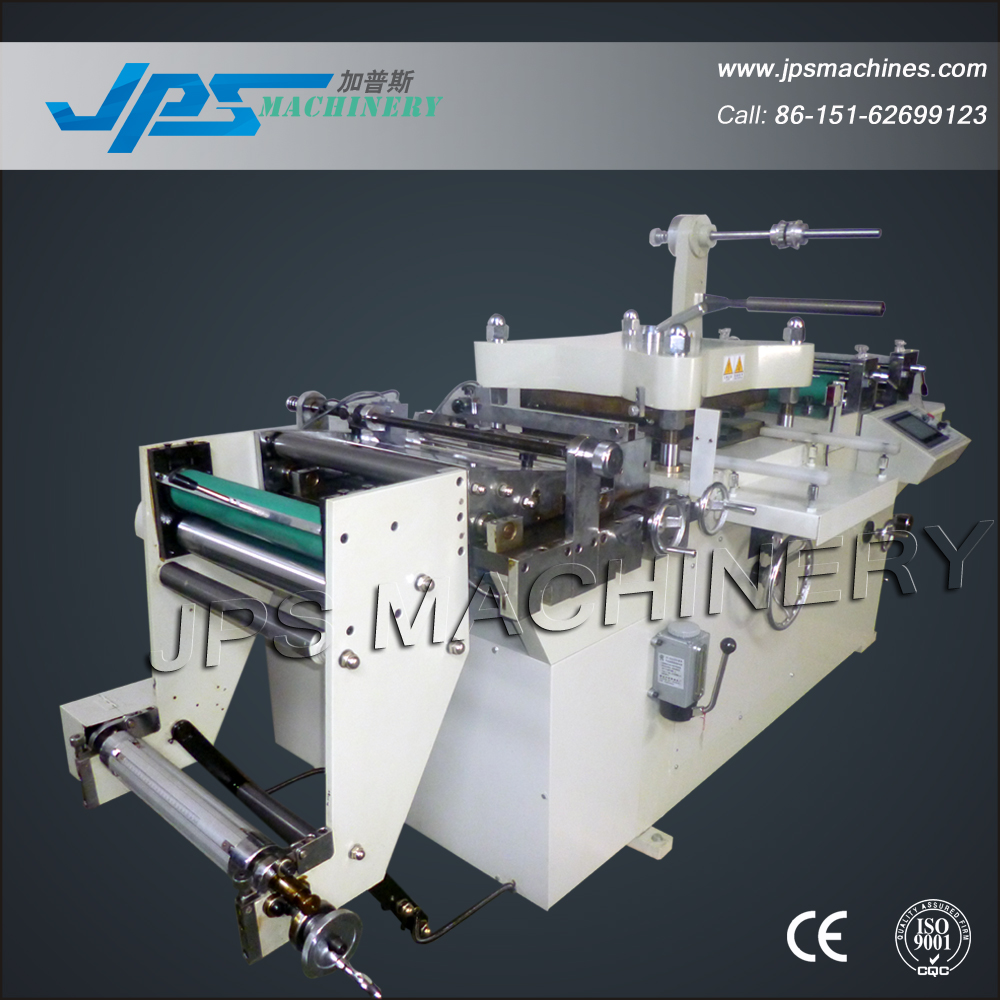 JPS-320A High Performance Copper Foil Die Cutting Machine With Sheeting Function