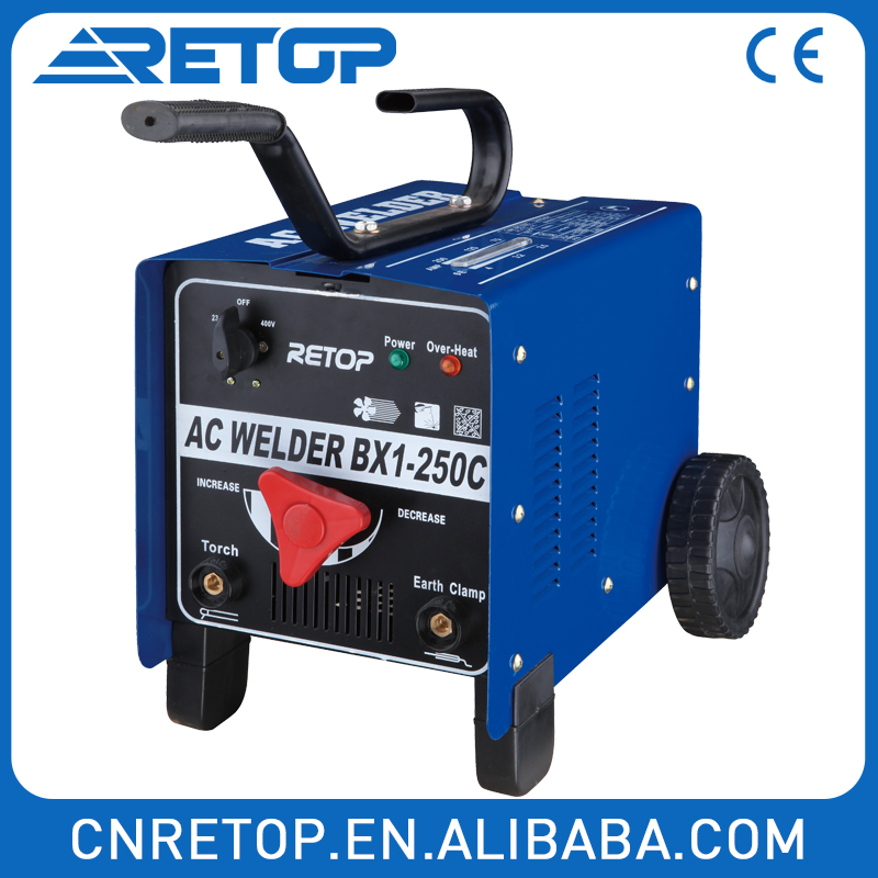 High Quality MMA AC ARC Welding Machine BX1-250C