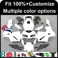 INJECTION MOLDING panels F5 white Fairing Bodywork Plastic Kit For HONDA CBR600RR CBR 600RR 2003 2004