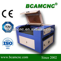 BCJ6040 high precision and accuracy business card laser engraving machine