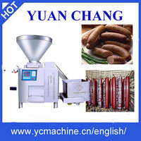 Pneumatic Meat Stuffer Machine