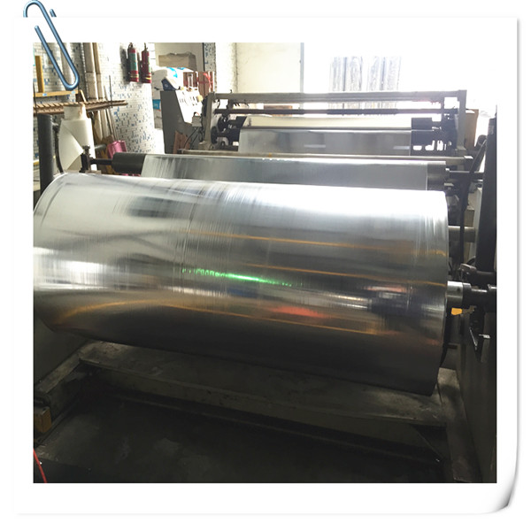 PE Laminated Metalized PET Film and Aluminum Foil with Excellent Reflection