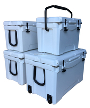 picnic ice cooler box, ice cooler, ice box with wheels