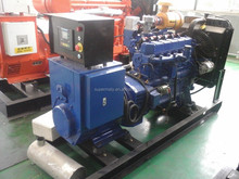 50kw Natural gas generator with factory price
