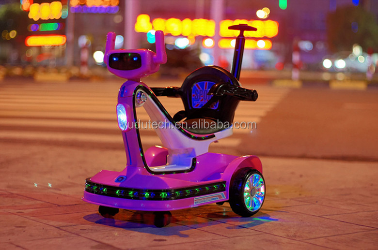 New LED Beautiful remote control baby electric car,kids battery powered Mp3 2.4G bluetooth remote control ride on cars