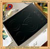 Gas Stove Glass,Black Ceramic Tempered Glass for induction cooker glass panel