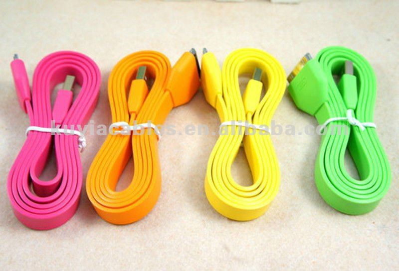 USB 2.0 Data Sync Charger Charging Cable For Apple Iphone 3G 4 4S Ipod Touch